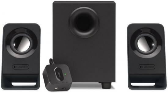 Speaker 2.1 logitech z213