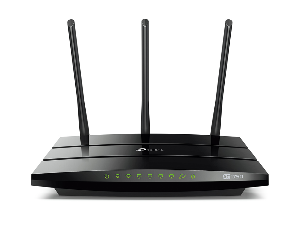 Wireless router ac1750 dual band