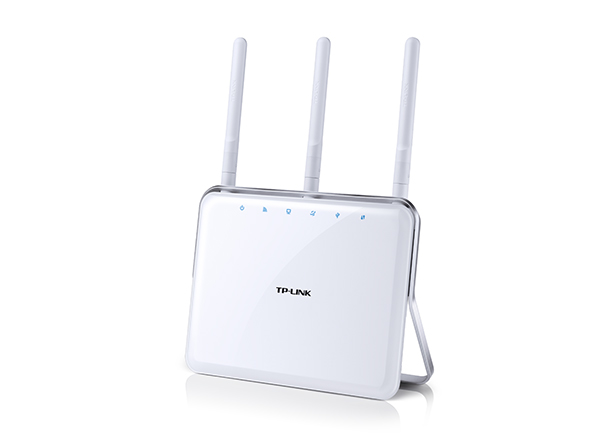 Router wireless dual band gigabit ac1750