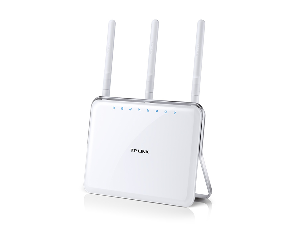 Modem router gigabit adsl2+ wirteless dual band ac1900