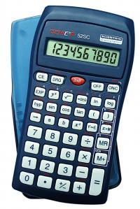 Calcolatrice scientifica 10 cifre 56 funzioni
