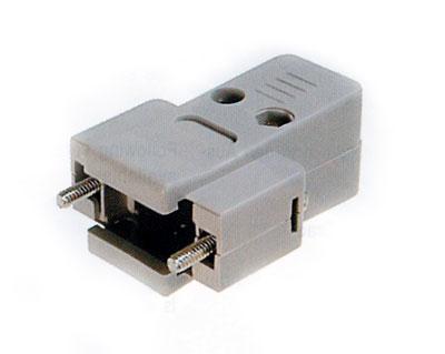 Calotta per connettore 9-15 poli hd con viti