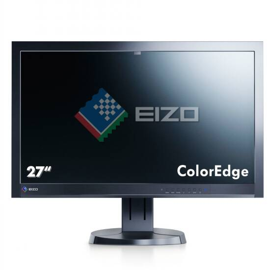Monitor eizo 27″ ips led 2560×1440 16:9   nero