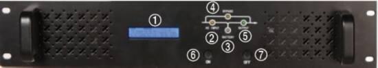 Gruppo di continuita' da rack 19″ 1000va 800 watt + scheda snmp