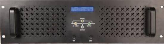 Gruppo continuita'  da rack 19″ 3000va 2400 watt