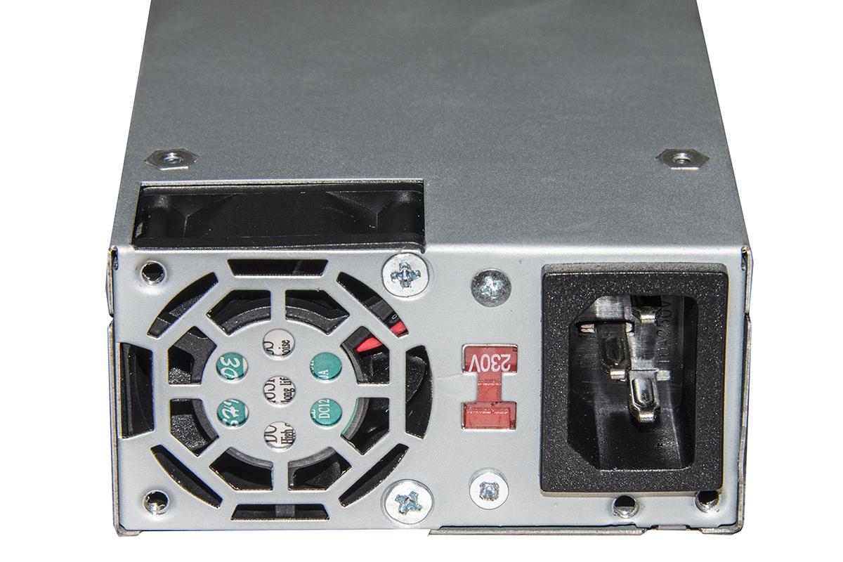 Alimentatore flex 200 watt 1u dimensioni mm 150×81,5×40,3