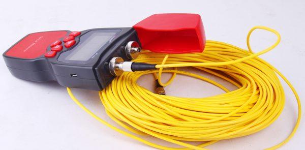 Tester fibra ottica per connettori sc, lc, st