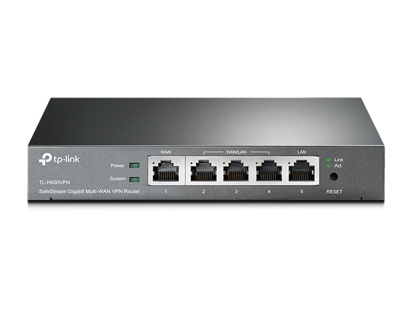 Router gigabit broadband vpn