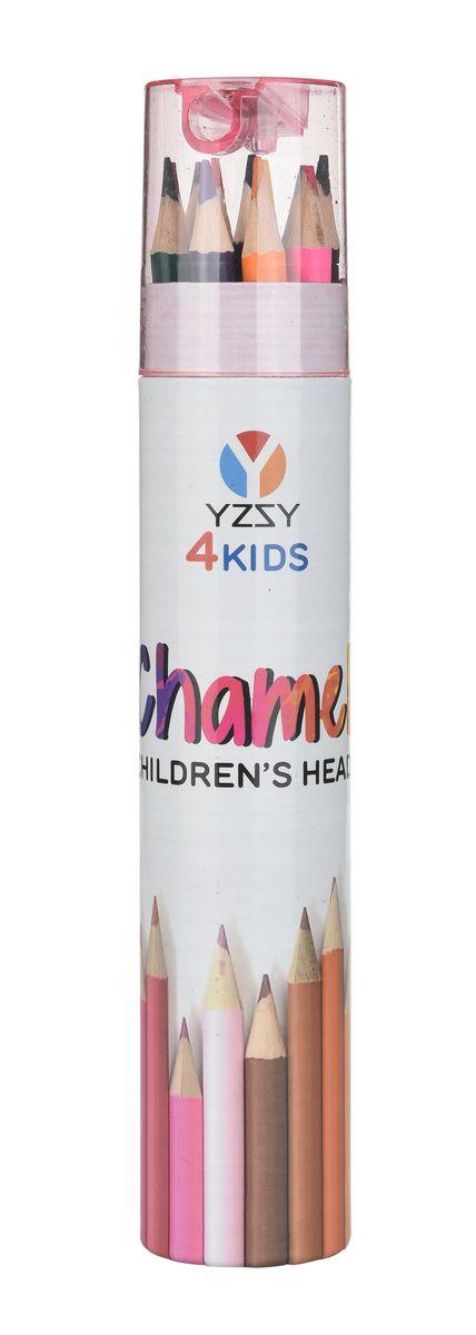 Cuffia per bambini colore blu con matite, personalizzabile – connettore 3,5mm volume ridotto ipoallergenica