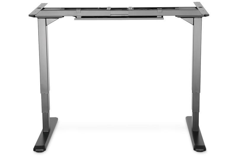 Supporto per tavolo altezza regolabile elettricamente digitus