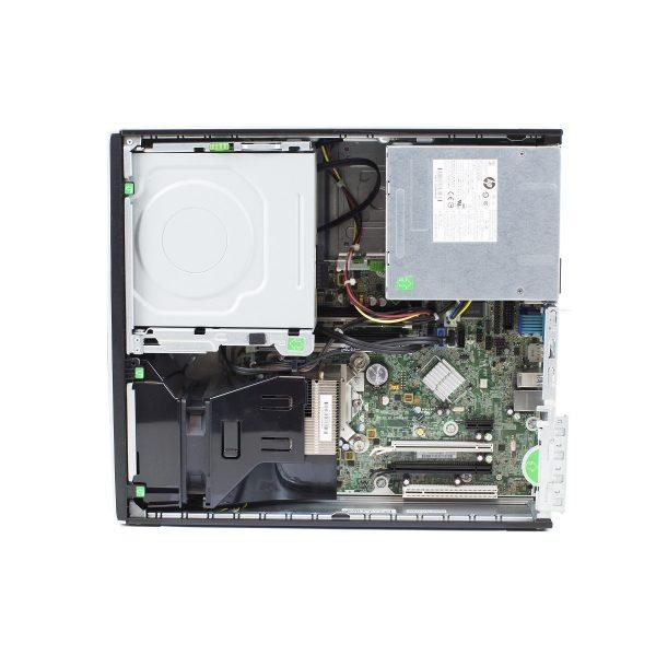 Pc refoo hp elite 6300 sff i5-3470 8gb ssd 256gb dvd windows 10 professional update refurbished garanzia 24 mesi completo di kit tastiera e mouse ed imballo personalizzato