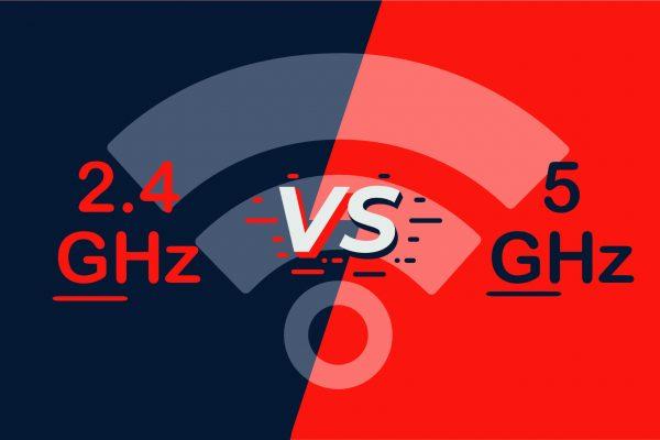 Wi-Fi 2.4 GHz e 5 GHz: quali sono le differenze?
