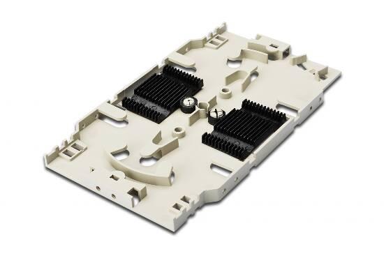 Cassetta di giunzione digitus per fibra ottica per 24 fibre