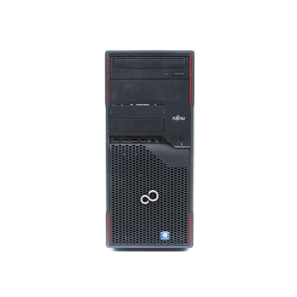 Pc refoo galaxy fujitsu p710 i5 – 3470 8gb ssd 480gb dvd windows 10 professional update garanzia 24 mesi completo di kit tastiera e mouse ed imballo personalizzato