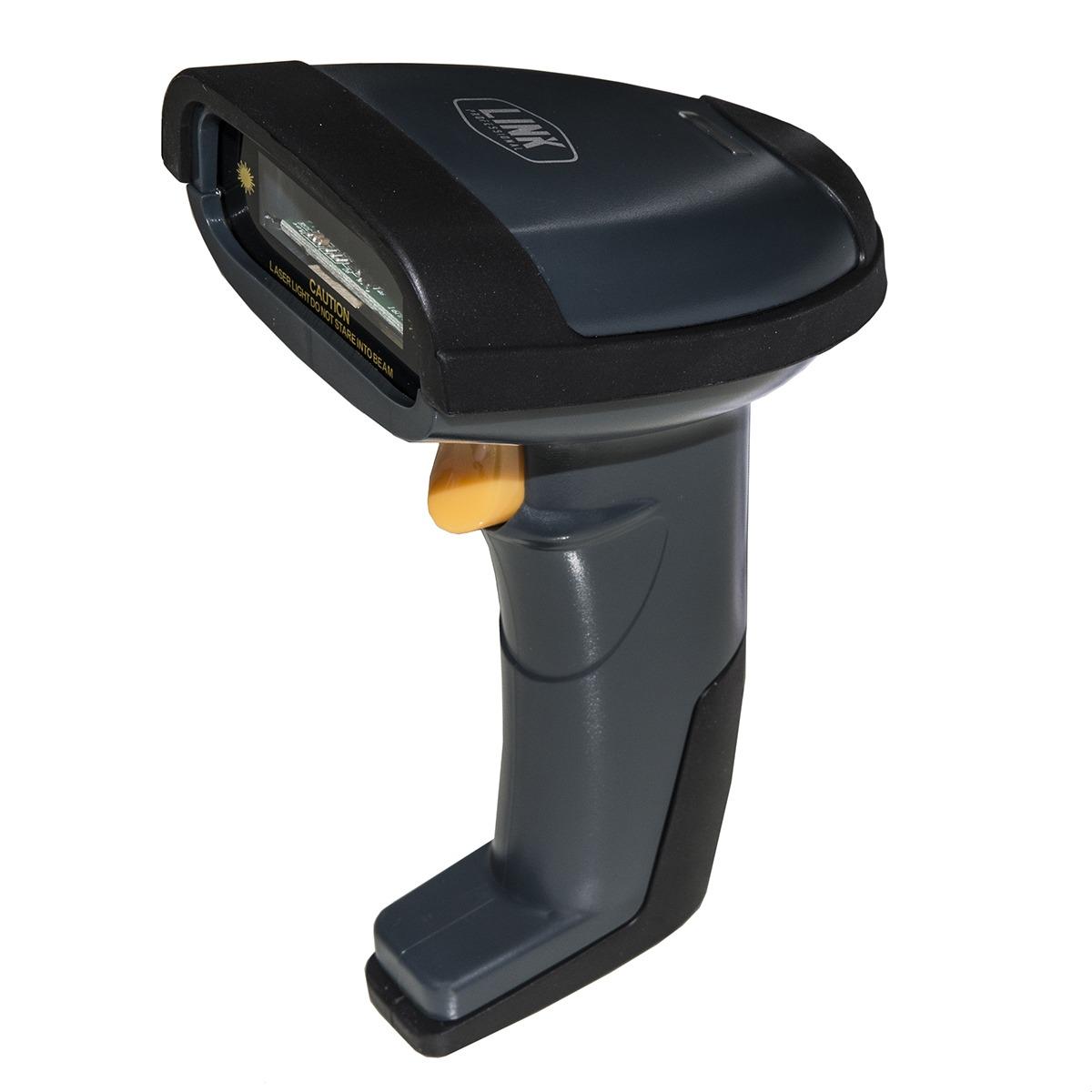 Lettore codice a barre laser con cavo seriale 9 poli rs-232