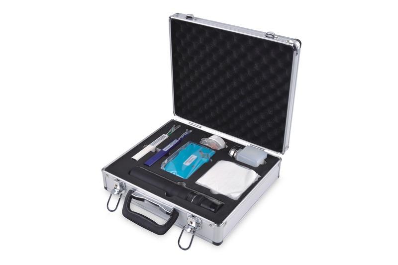 Digitus kit ispezione e pulizia fibra ottica
