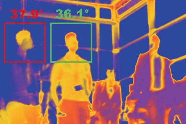 Termografica: tutto il necessario per misurare la temperatura ai tuoi clienti