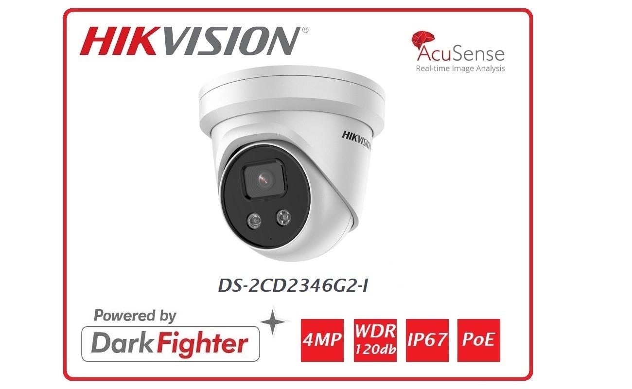 Telecamera Easy IP 4.0 DS-2CD2346G2-I