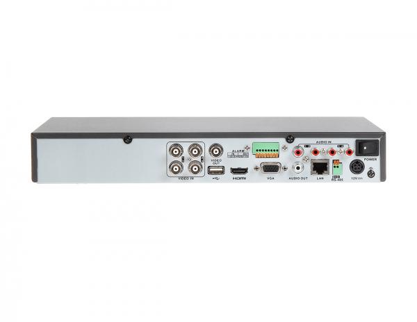 DVR Turbo HD 4K 4 Canali DS-7204HTHI-K1