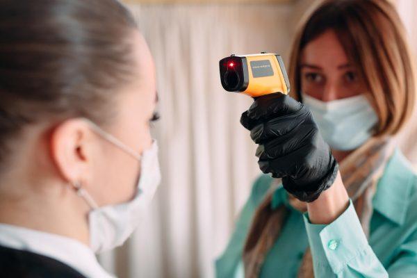 Termoscanner: come funzionano i termometri laser