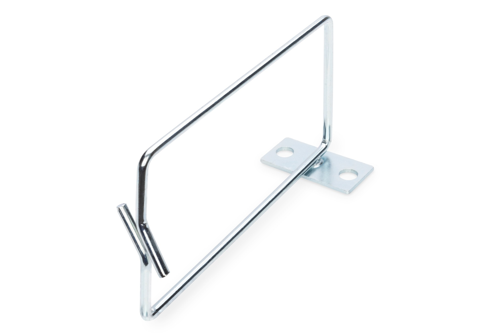 Anello guidacavi zincato per rack 19″ mm 80×120 entrata cavi laterale attacco sfalsato