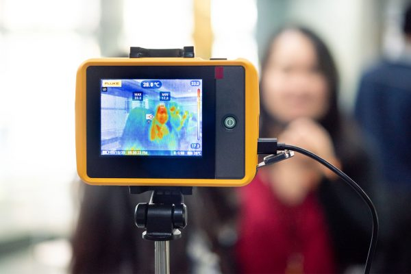 Videosorveglianza e COVID-19: l'importanza di telecamere e termoscanner nella lotta al Coronavirus