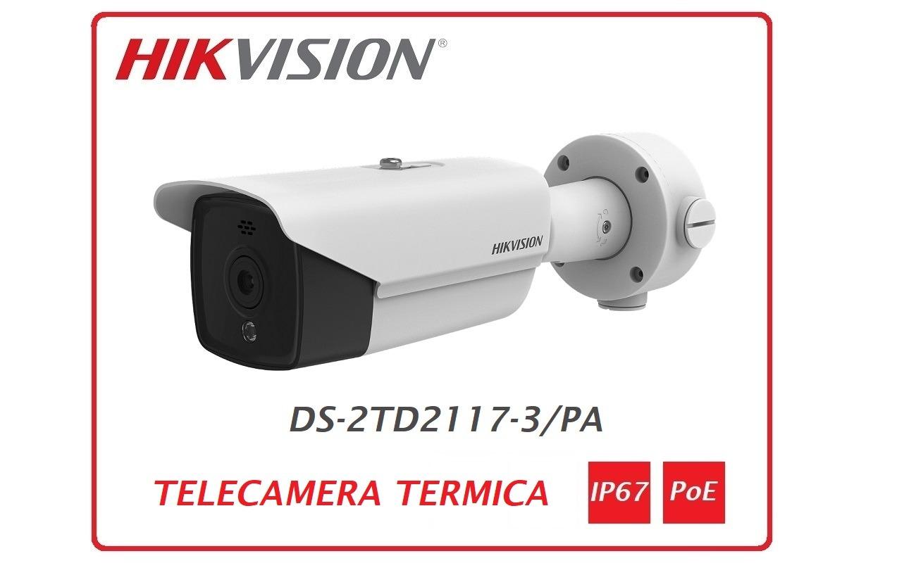 Telecamera Termica Hikvision DS-2TD2117-3/PA