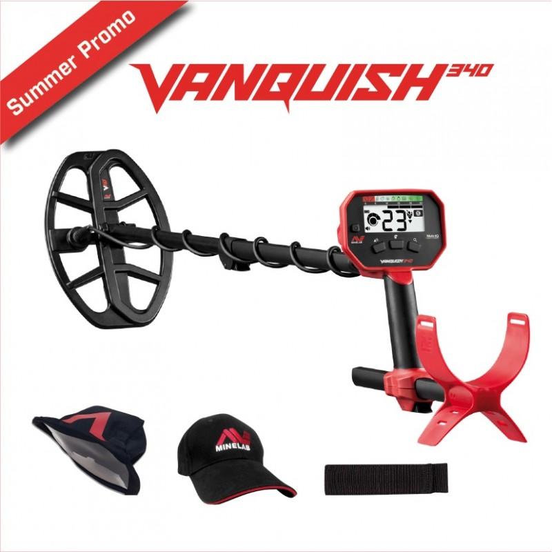 Metal detector vanquish 340
