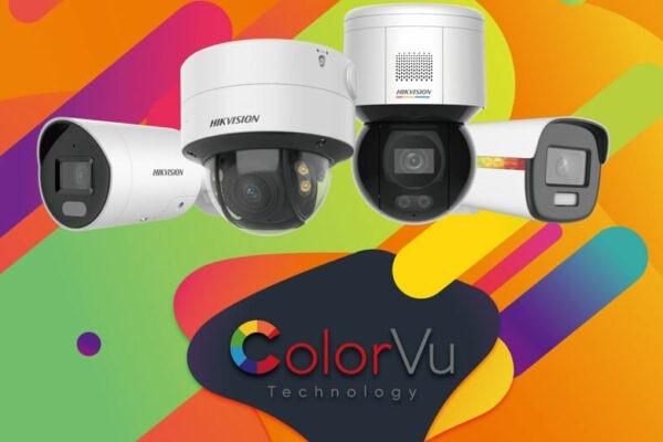 Telecamere ColorVu: immagini a colori anche al buio. Scopri le caratteristiche!